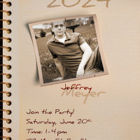 photo album invitation