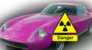 Danger: Girl drivers