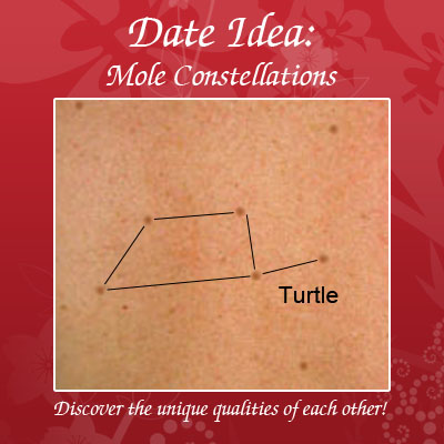 Date Idea: Mole Constellations