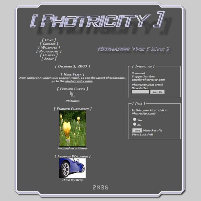 Photricity 1.0