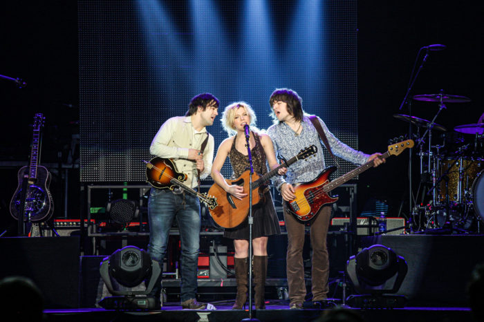 Concert Photography, The Band Perry