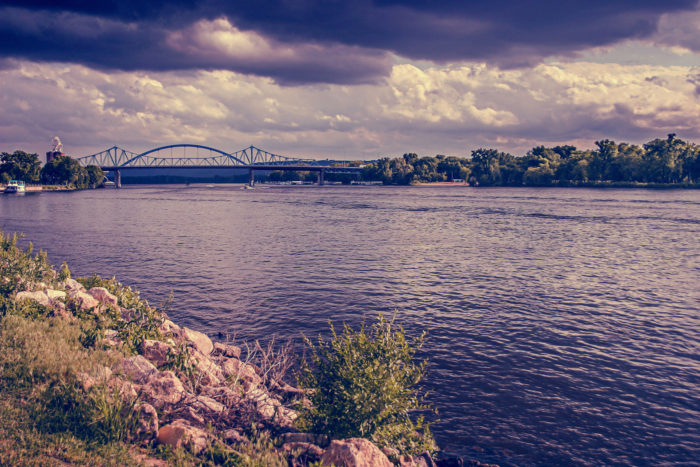 River Bridge, La Crosse, WI