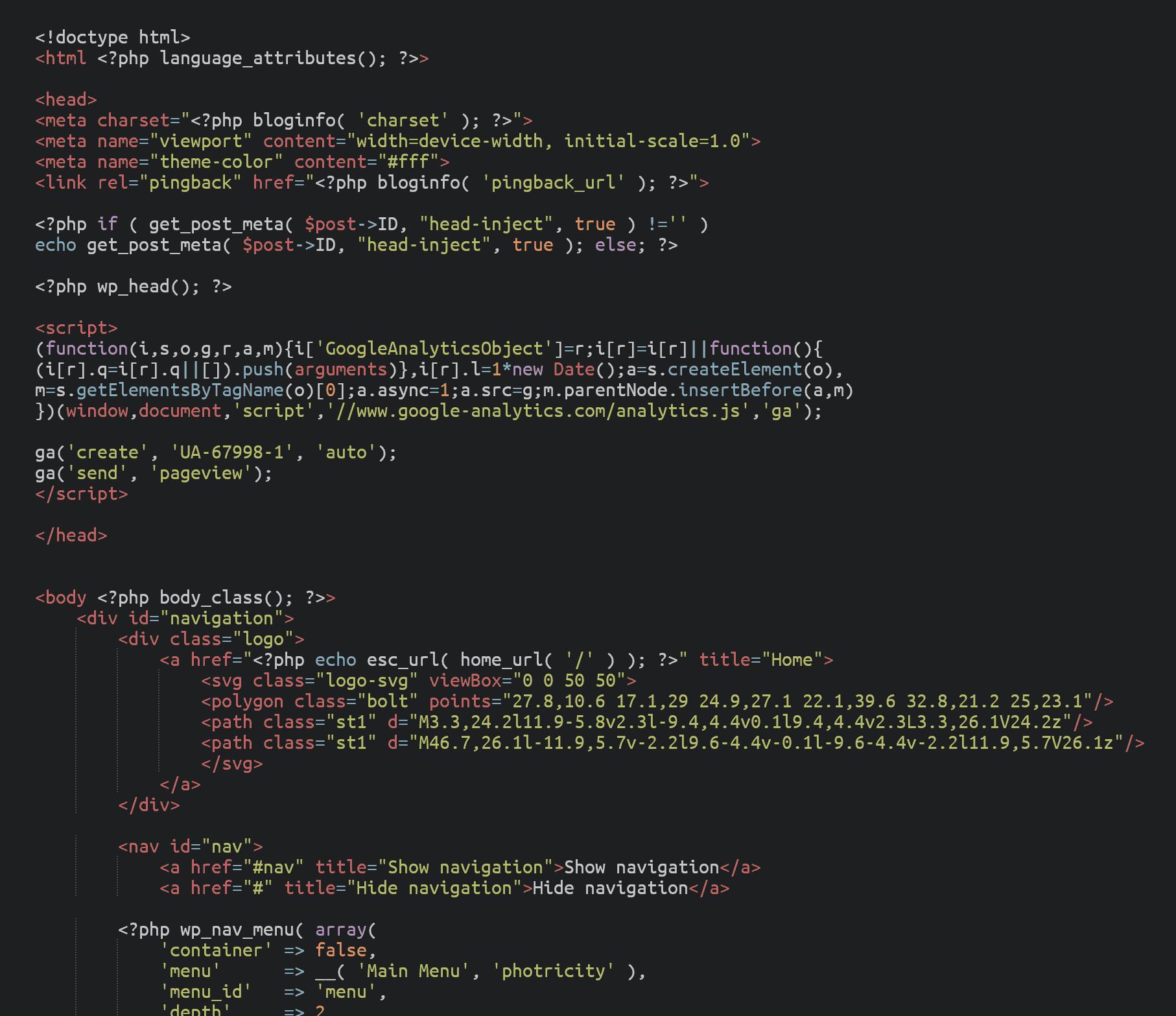 Modern Web Code