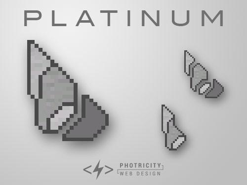 Platinum Cursors